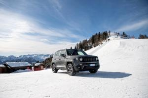 Jeep Renegade Trailhawk 4xe 2020 года